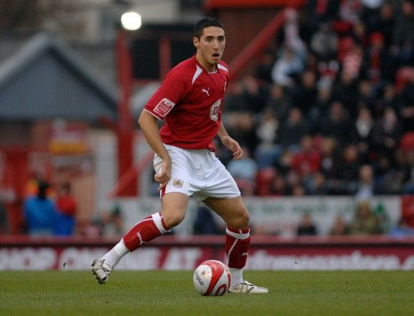 Bristol City First Team: Season 08-09: Bristol City V Nottingham Forest