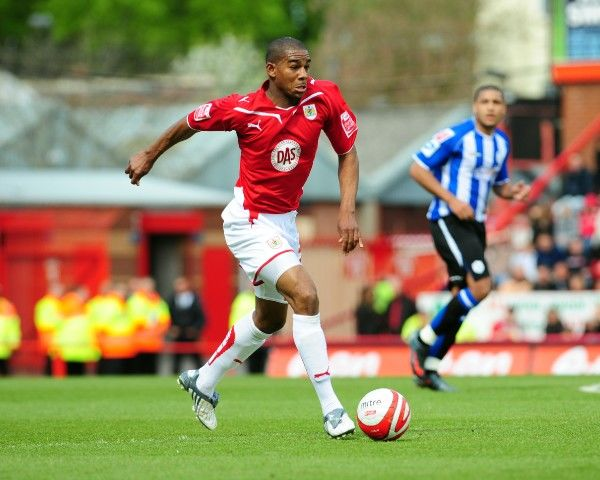 Bristol City First Team: Season 08-09: Bristol City V Sheffield Wednesday