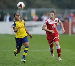 BAWFC v Arsenal Ladies 200914