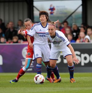 <b>BAWFC v Chelsea Ladies</b><br>Selection of 60 items