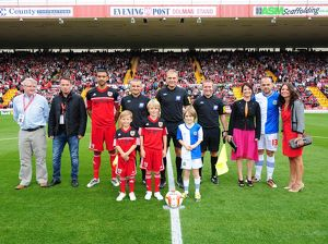 Bristol City v Blackburn Rovers 150912