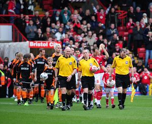 Bristol City V Blackpool