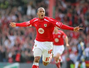 <b>Bristol City V Cardiff City</b><br>Selection of 95 items