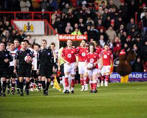 Bristol City V Charlton Athletic