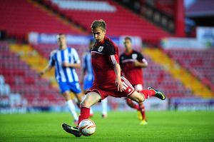 Bristol City v Colchester United 220812