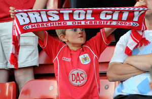 Bristol City V Crystal Palace Play Off
