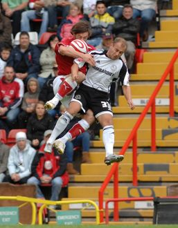 Bristol City V Derby County