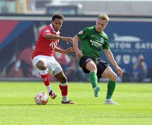 Bristol City v Scunthorpe United 060914