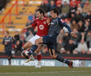 <b>Bristol City V Swansea City</b><br>Selection of 60 items