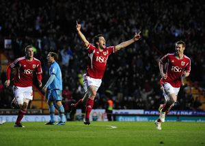 Bristol City v West Ham 170412