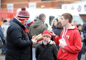 Bristol City v West Ham United 250115