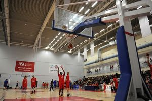 <b>Bristol Flyers v Durham Wildcats</b><br>Selection of 76 items