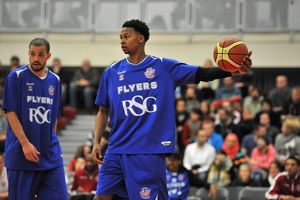 <b>Bristol Flyers v Glasgow Rocks BBL CUP</b><br>Selection of 64 items