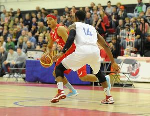 <b>Bristol Flyers v Surrey United</b><br>Selection of 138 items