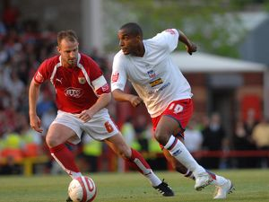 Clinton Morrison Louis Carey