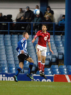 Cole Skuse clears the ball