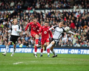 <b>Derby County V Bristol City</b><br>Selection of 101 items