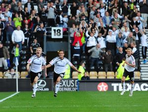 Derby County V Bristol City