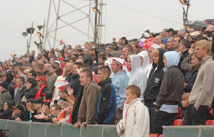 Fans-Blackpool