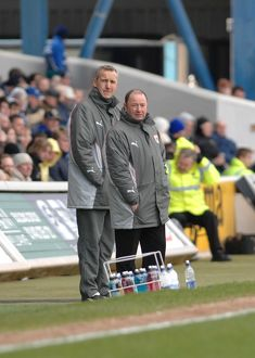 Gary Johnson and Keith Millen