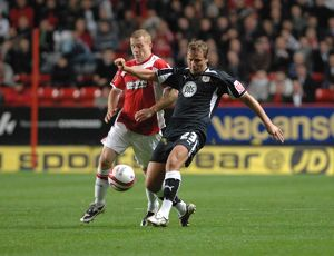 Lee Trundle beats Charlton's Nicky Bailey
