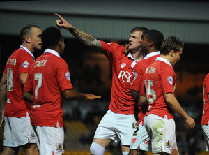 Port Vale v Bristol City 160914