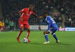 <b>Cardiff City v Bristol City</b><br>Selection of 85 items