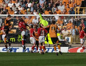 <b>Wolves V Bristol City</b><br>Selection of 76 items